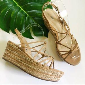 NEW✨Schutz Latussa Platform Espadrille Sandals
